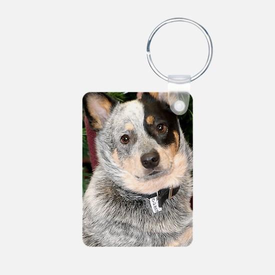 cattle-dog-phone Keychains