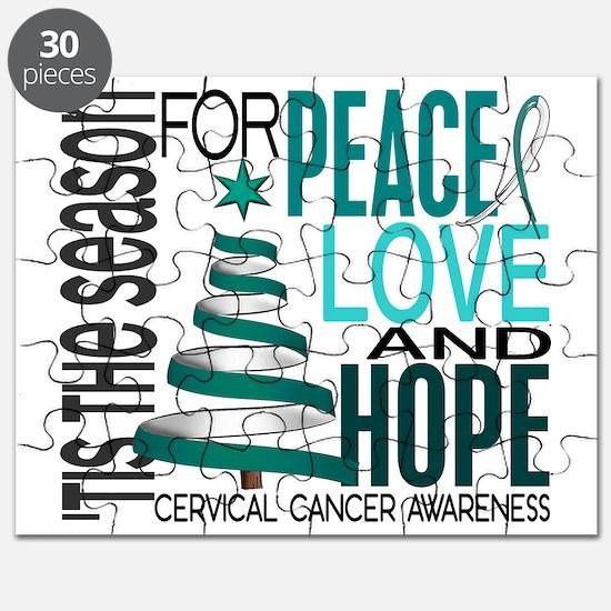 D Cervical Cancer Puzzle