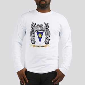 Luscombe Coat of Arms - Family Long Sleeve T-Shirt