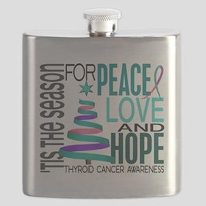 D Thyroid Cancer Flask
