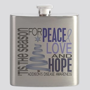 D Christmas 1 Addisons Disease Flask
