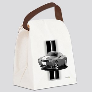 challengergrey Canvas Lunch Bag