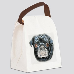 Bart for online store Canvas Lunch Bag