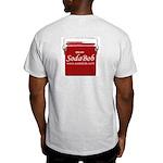 Soda Bob Ash Grey T-Shirt