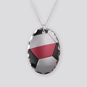 poland_1_iphone_slider_ Necklace Oval Charm