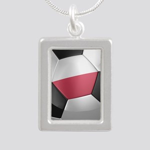 poland_1_iphone_slider_ Silver Portrait Necklace