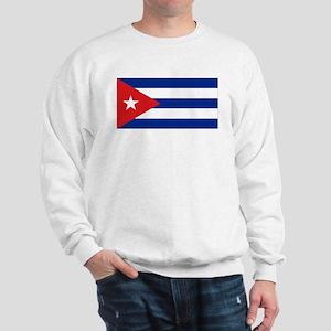 Cuban flag Sweatshirt