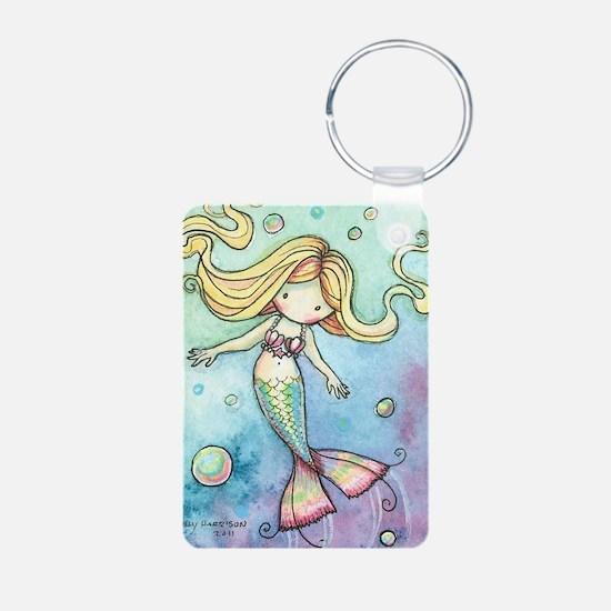 aceo cutie mermaid 2 Keychains
