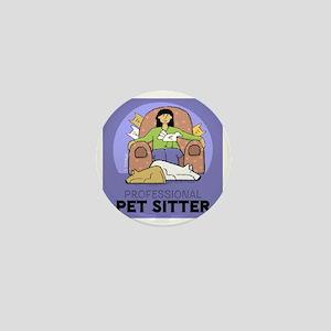 PETsitter Mini Button