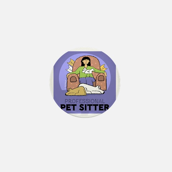 PETsitter Mini Button