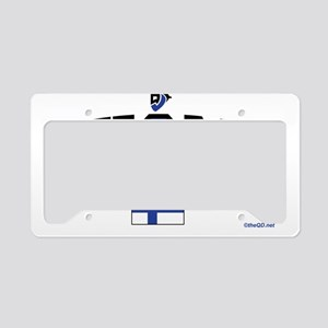 FI Hky CarMag528_H_F License Plate Holder