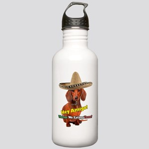 Weiner We Eating Tacos Stainless Water Bottle 1.0L