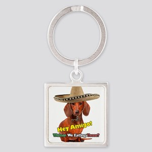 Weiner We Eating Tacos? Keychains