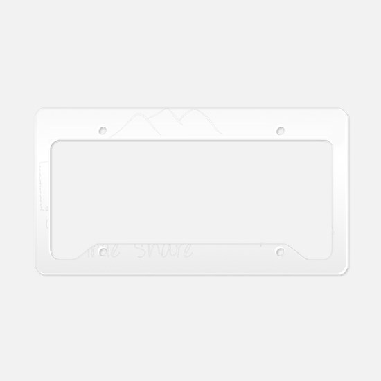 Time-Share License Plate Holder