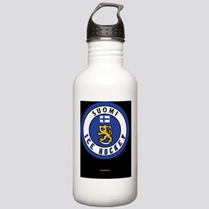 FI Hky10 IpadSlv554_H_ Stainless Water Bottle 1.0L