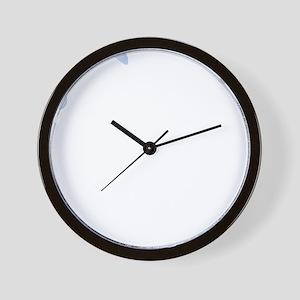 santa3 Wall Clock