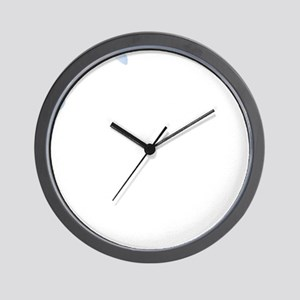 santa2 Wall Clock