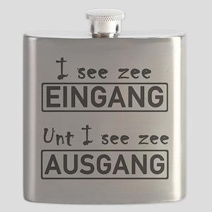 EinAusFRONT Flask