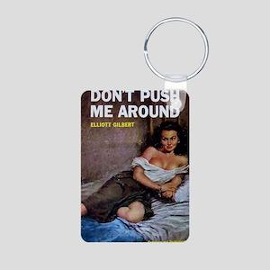 Pulp 2 Aluminum Photo Keychain