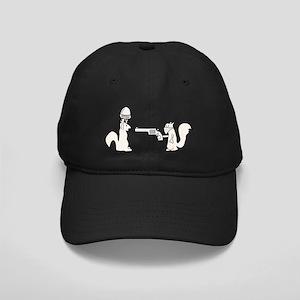 veverite fara scris Black Cap