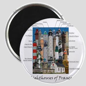 France Design 10x10 Magnet