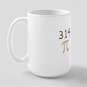 Pie Large Mug