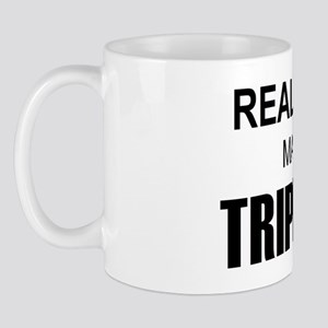 real men triplets Mug