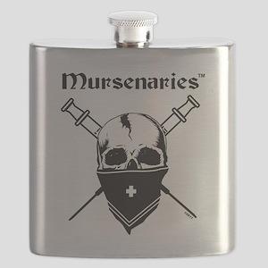 MursenariesBlackonWhiteforCP Flask