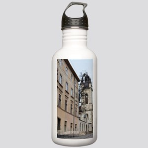 01 Stainless Water Bottle 1.0L