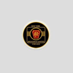 Pennsylvania Railroad, Broadway limite Mini Button