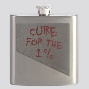 Cure for the one percent Flask