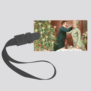 CheerstoaVeganHoliday Large Luggage Tag