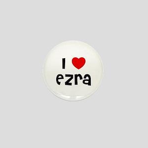 I * Ezra Mini Button