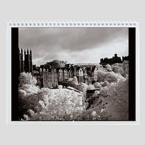 Ethereal Scotland Wall Calendar
