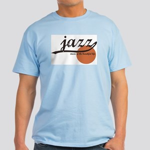 Jazz: Music of the Beautiful Life Light Tee