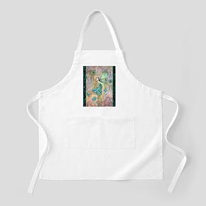 enchanted garden journal cp Apron