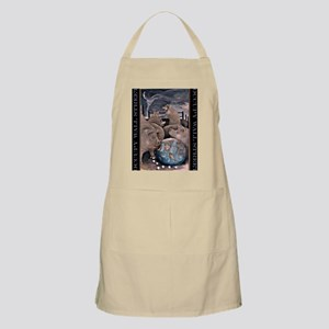 Occupy Wall Street  Poster Large Apron