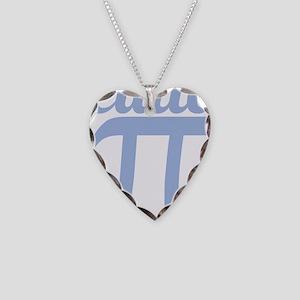 Cutie Pi Necklace Heart Charm