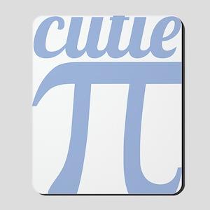 Cutie Pi Mousepad
