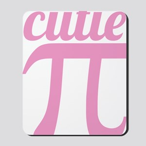 Cutie Pi 2 Mousepad
