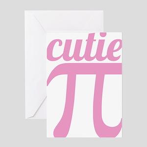 Cutie Pi 2 Greeting Card