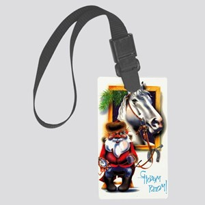 greeting_cards_5.5x5.7_front_020 Large Luggage Tag