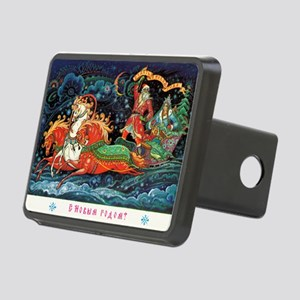 greeting_cards_5.5x5.7_fro Rectangular Hitch Cover