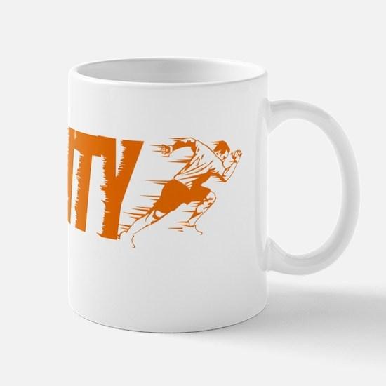 Velocity White Orng1 Mug
