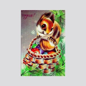 greeting_cards_5.5x5.7_front_029 Rectangle Magnet