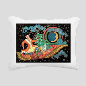 greeting_cards_5.5x5.7_f Rectangular Canvas Pillow