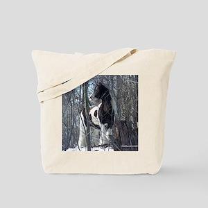 Signed Moe in Trees2 Tote Bag