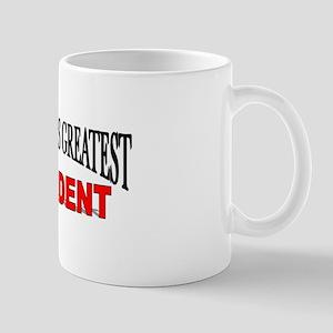 """The World's Greatest President' Mug"