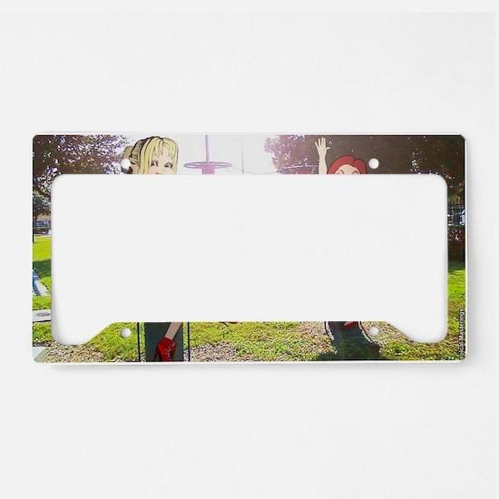 pipeorlando01largeposterweb License Plate Holder