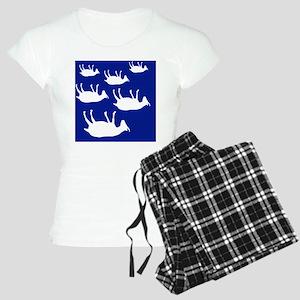FG_Mpad_B Women's Light Pajamas
